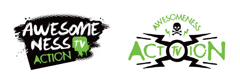 AwesomenessTV Action Channel Branding