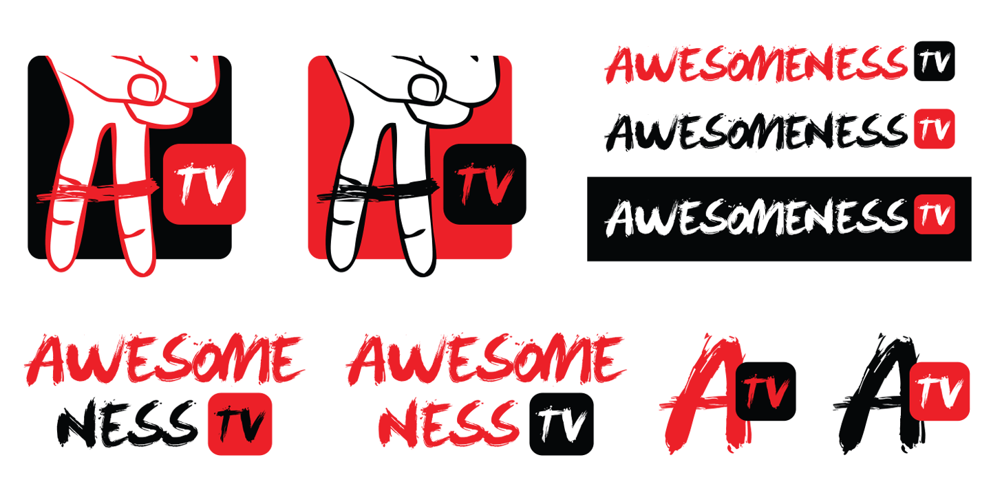 AwesomenessTV Channel Branding