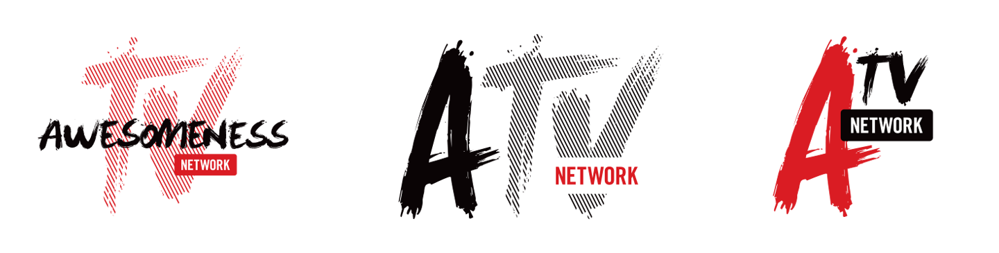 AwesomenessTV Network Branding