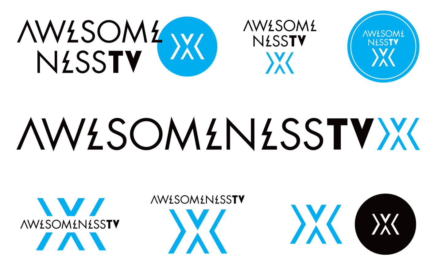 AwesomenessTV X Channel Branding