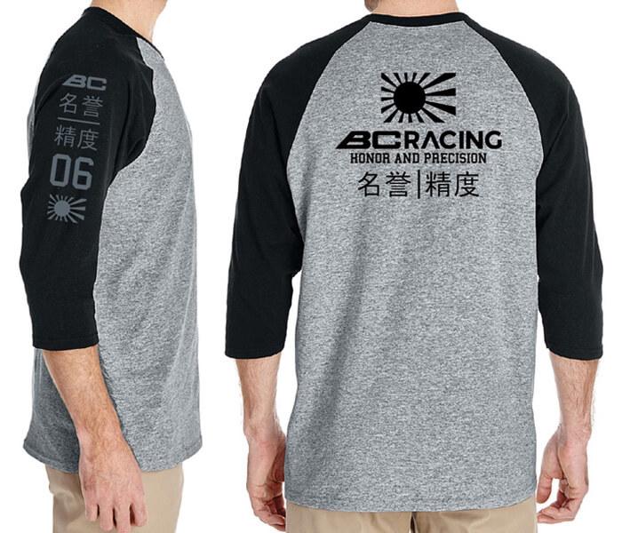 BC Racing Shogun long sleeve tee