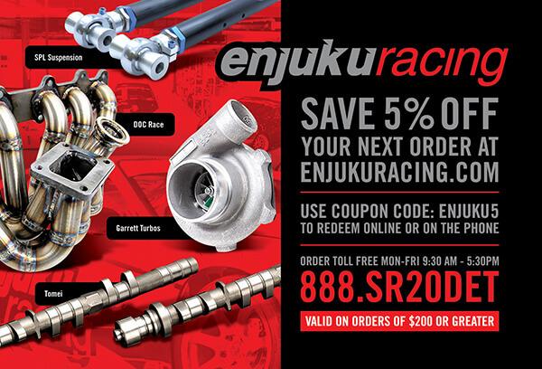 Enjuku Racing flyer
