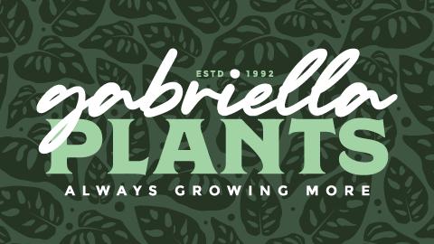 Alternate Gabriella Plants logo