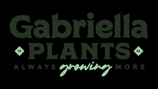 Gabriella Plants primary logo