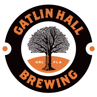Gatlin Hall circular logo