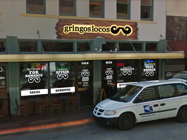 Gringos Locos exterior (Washington location)
